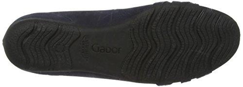 Gabor Shoes - Gabor, Ballerine da donna, Blu, 41