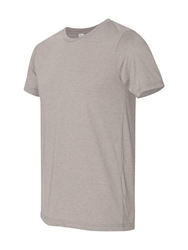 Heather Stone - CN MEN GREENWICH FITTED TEE, HEATHER STONE, L