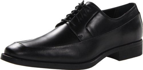 Calvin Klein Men's Elroy Oxford, Black, 11.5 M US by Calvin Klein