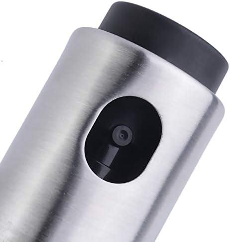 Stainless Olive Mister Oil Spray Pump Fine Bottle Oil Sprayer Pot Cooking Roast Bake Oil Bottle Tools Oil Dispenser anyilon