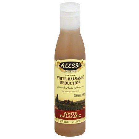 (Alessi Premium White Balsamic Reduction, 8.5 fl oz, (Pack of 6))