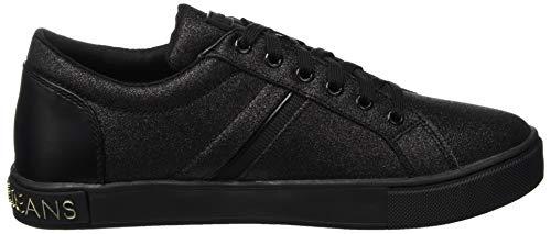Femme Scarpe Jeans De Gymnastique E899 Chaussures donna Versace nero Noir xw6C5Yqq7