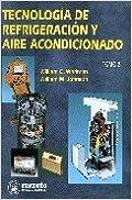 Tecnologia de Refrigeracion y Aire Acondicionado T (Spanish Edition)