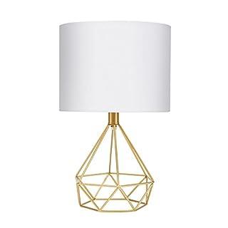 Silverwood CPLT1549-SM Celeste Table Lamp, Gold