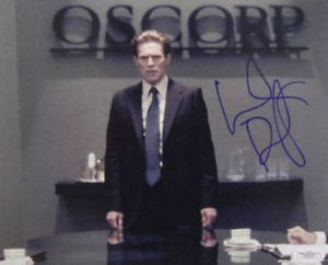 Spiderman Willem Dafoe Signed Rare 8x10 Photo JSA - Authentic Signed Autograph