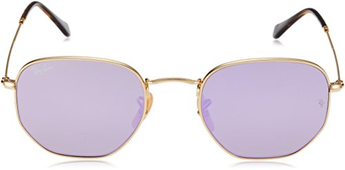 de Ban mm Ray Montures Gold 51 3548N Or Mixte Rb Adulte Lunettes UIOOqnfwB