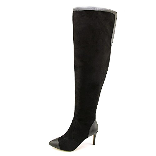 Black Nina Over the 5 Women Knee Boot 5 Allure US CwpXBqw6