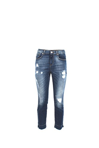 Jeans Donna Kaos Twenty Easy 26 Denim Hp3bl005 Primavera Estate 2017