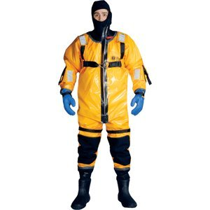 Commander Ice Suit Rescue - The Amazing Quality Mustang Ice Commander Rescue Suit