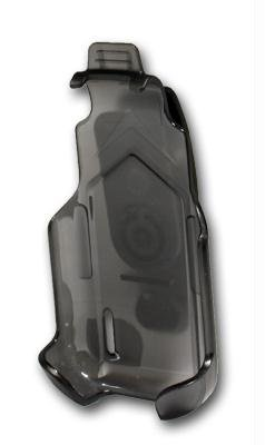 LG Accolade VX5600 Belt Clip Holster, Translucent Black