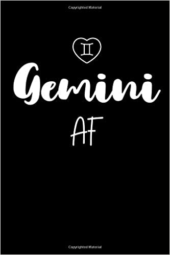 Amazon Gemini AF This Is A Blank Lined Journal That Makes A