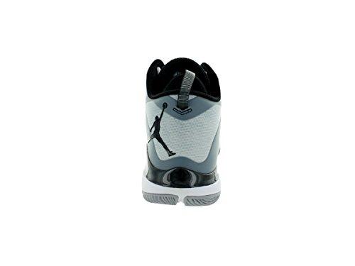 Nike Jordan Mens Jordan Super.fly 3 Bianco / Nero / Lupo Grigio Scarpa Da Basket 8.5 Uomini Noi