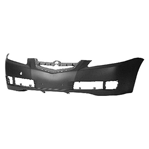 - Multiple Manufacturers OE Replacement Bumper Cover Acura TL 2007-2008 (Partslink AC1000160)