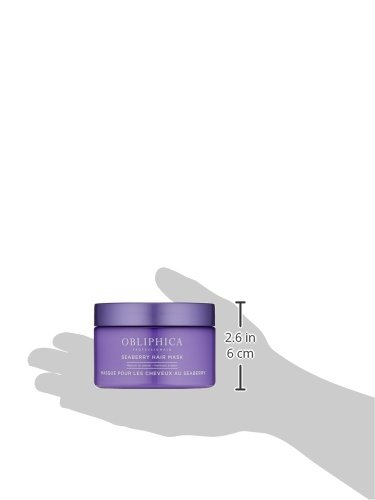 Obliphica Professional Seaberry Medium to Coarse Mask, 8.5 oz. by Obliphica Professional (Image #6)