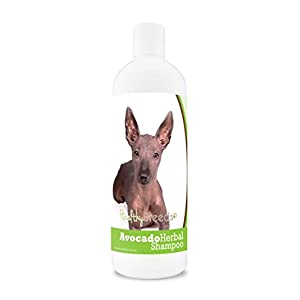 Healthy Breeds Herbal Avocado Shampoo for Dry Itchy Skin - For Dogs with Allergies or Sensitive Skin - Safe with Flea & Tick Topicals - Herbal Scent - 16 oz 13
