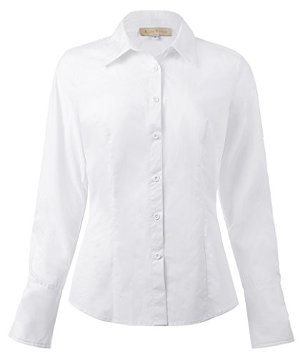 fly front dress shirt - 4