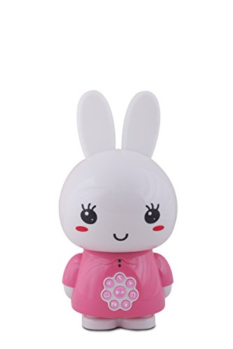 Alilo G6 Honey Bunny 4GB Children's Digital Player, Pink