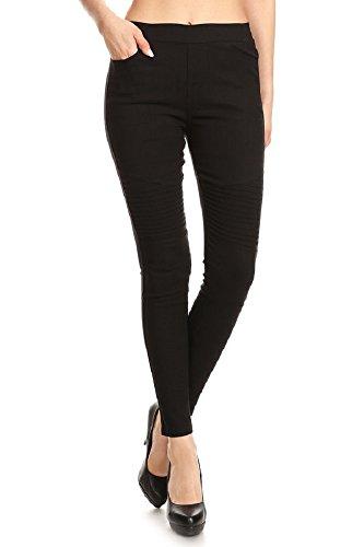 Zipper Pocket Jeans - 6