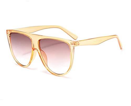 de voyager de air UV400 conduite Cool PC la lunettes protectrices Frame Lunettes soleil des Huyizhi mode en femmes Orange plein UwEqIT