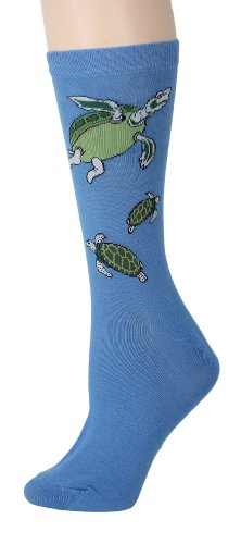 Foot Traffic Womens Novelty Socks