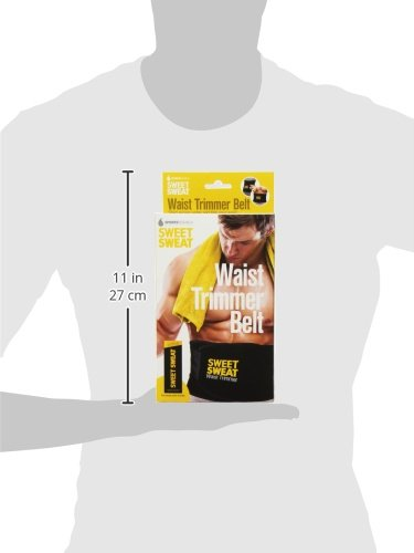 Large Product Image of Sweet Sweat Waist Trimmer with Sample of Sweet Sweat Workout Enhancer gel, Medium
