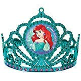 Amscan Little Mermaid Electroplated Tiara (Each) - Party -