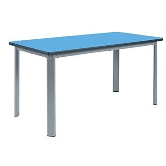 Metalliform ELITE-12LE-PS-LG-64-Summer Blue Elite Table