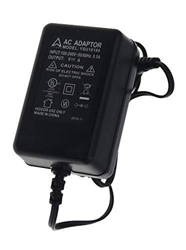 AHRMA AC/DC Adapter fit Radio Shack MD-1210