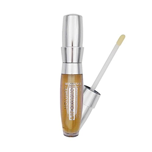 LANDFOX Lip Gloss Plumper Make up Tools Lip Enhancement Liquid Sexy Lips (Plump Plumping Palette)