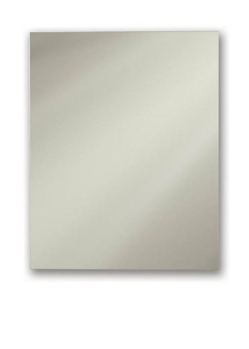 NuTone 52WH254DP Metro Deluxe Oversize Medicine Cabinet with 1 2-Inch Beveled Trim, 25 x 4-Inch