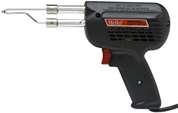 Heavy Duty Electric LED Soldering Iron And Impact Resistant