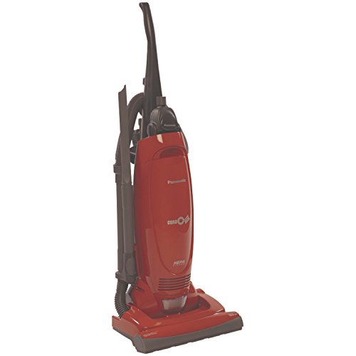 Panasonic MC-UG471 Bag Upright Vacuum Cleaner - Corded (Shield Quiet)