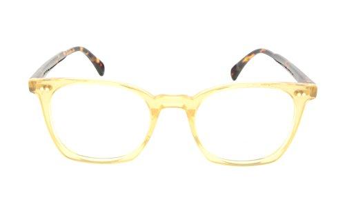 Oliver Peoples Eyeglasses L.A. Coen 5297U 1493 Clear & - Coen Oliver