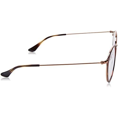 Ray Ban rx6378 Gläser in Kupfer auf Havanna RX6378 2971 49