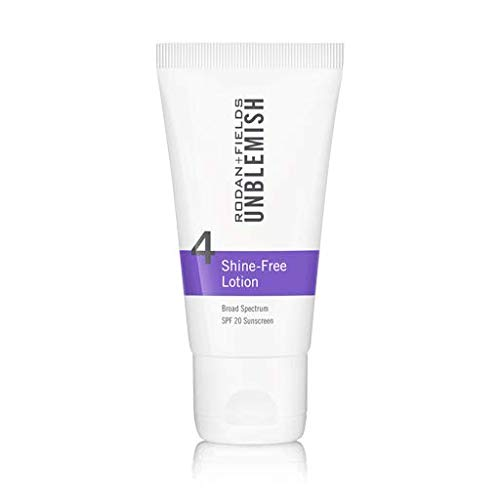 Rodan and Fields Unblemish Oil Control Lotion Review