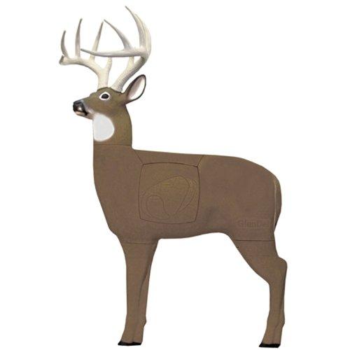 Field Logic Glendel Pre Rut Buck 3D Archery Target (Archery Target 3d Deer)