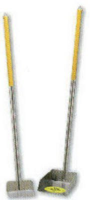 Flexrake 57A Small Pooper Scooper & Spade Set - Quantity 12 ()