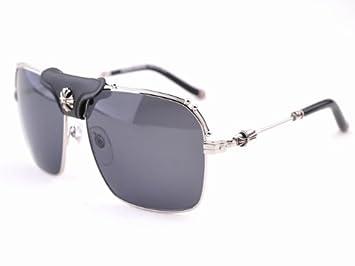 81538a46abf4 Chrome Hearts Sunglasses Kufannaw I SS-WS (Shiny Siliver w Sweatband ...