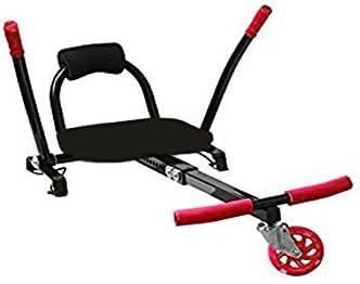 o Silla Hover kart self balancing Scooter para patinete eléctrico hoverboard. hoverkart varios colores. (rojo): Amazon.es: Deportes y aire libre