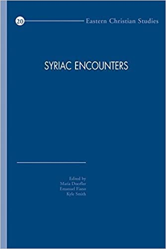 Book Syriac Encounters: Papers from the Sixth North American Syriac Symposium, Duke University, 26-29 June 2011 (Eastern Christian Studies) (2015-06-22)