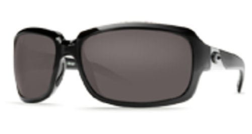 Sunglasses Costa Del Mar ISABELA IB 11 OGGLP BLACK GRAY 580G