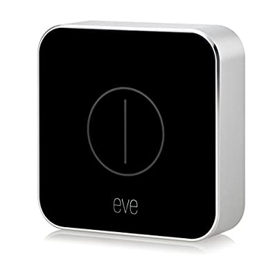 Elgato Eve Button - Connected Home Remote with Apple HomeKit technology