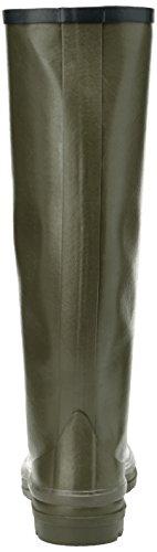 Aigle Miss Marion, Botas Mujer Verde - Vert (Kaki/Marine)
