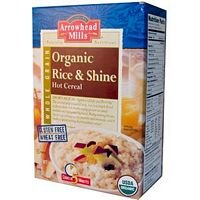 Arrowhead Mills Rice Shine Cereal 24 Oz -Pack of 12