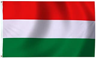 product image for Eder Flag - Hungary Flag - Endura-Nylon - 3 Foot by 5 Foot