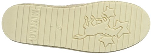 Mustang Women's 1245-207 Espadrilles Brown (318 Taupe) 9xSRAc4
