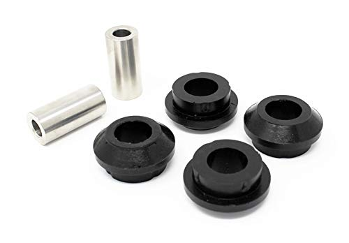 Torque Solution Rear Lower Outer Control Arm Bushings Fits WRX/STI/Forester 08+