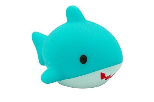 Shark Bath Toys : Rittle cute shark light up sea animal bath toy all