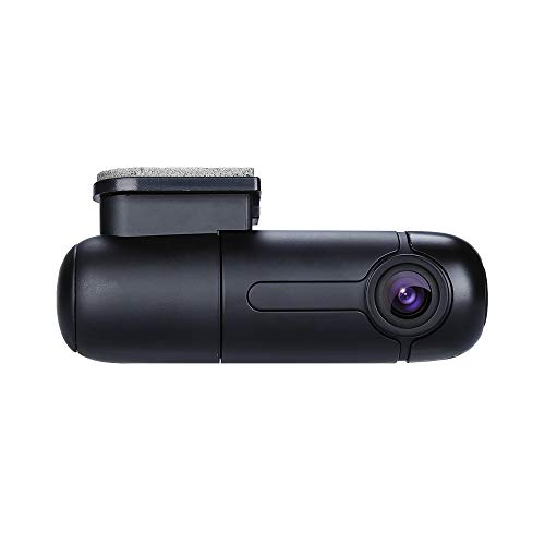 WiFi Dash Camera HD 1080P Mini Car DVR 360°Rotate Angle Dash cam Vehicle Capacitor Dashboard APP Monitor with G-Sensor,Loop Recording