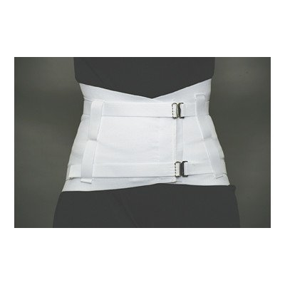 Lumbosacral with Webbing Straps Size: 3 Extra Large by Core Products